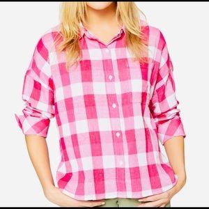 Sanctuary boyfriend shirt XL